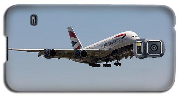 British Airways A380 Galaxy S5 Case