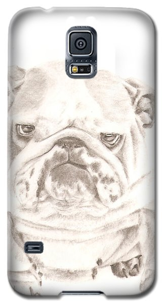 British Bulldog Winnie Galaxy S5 Case