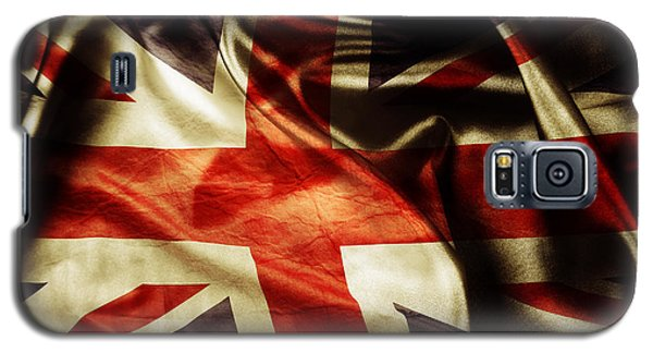 British Flag  Galaxy S5 Case by Les Cunliffe