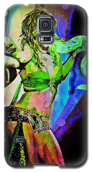 Britney Neon Dancer Galaxy S5 Case