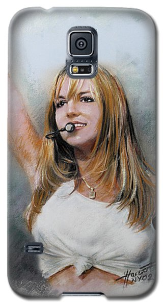 Britney Spears Galaxy S5 Case