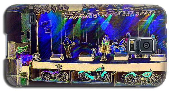 Broadband At The Broken Spoke Saloon Galaxy S5 Case by Albert Puskaric
