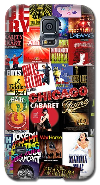 Broadway 4 Galaxy S5 Case