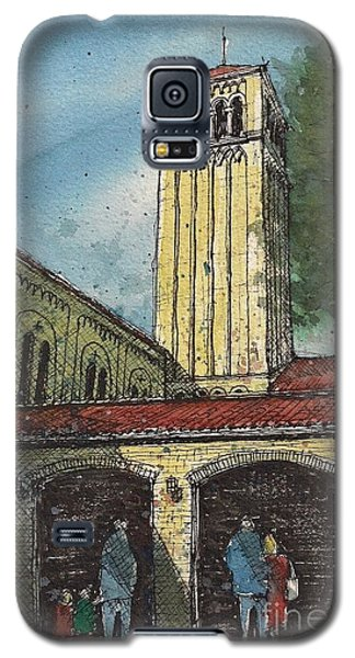 Broadway Tower Galaxy S5 Case