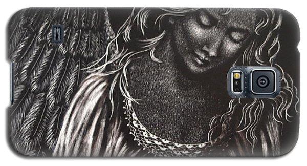 Broken Angel Galaxy S5 Case