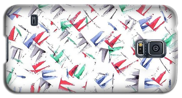 Broken Crown 03 Galaxy S5 Case by Mirfarhad Moghimi