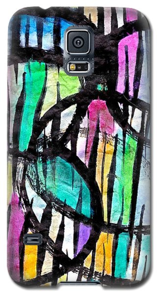 Broken Fences Galaxy S5 Case