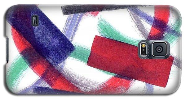 Broken Heart 01 Galaxy S5 Case by Mirfarhad Moghimi