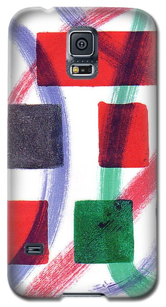 Broken Heart 03 Galaxy S5 Case