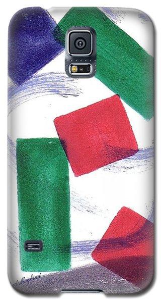 Broken Heart 05 Galaxy S5 Case by Mirfarhad Moghimi