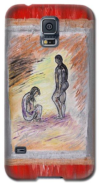 Broken Promises Galaxy S5 Case by Loredana Messina