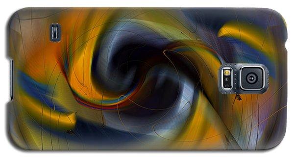 Broken Shield 2 - Abstract Galaxy S5 Case