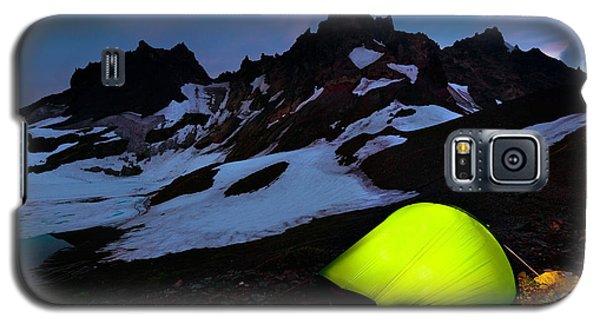 Broken Top Camp Galaxy S5 Case