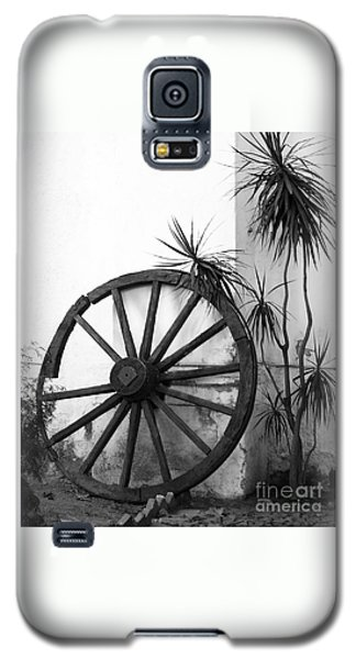 Broken Wheel Galaxy S5 Case