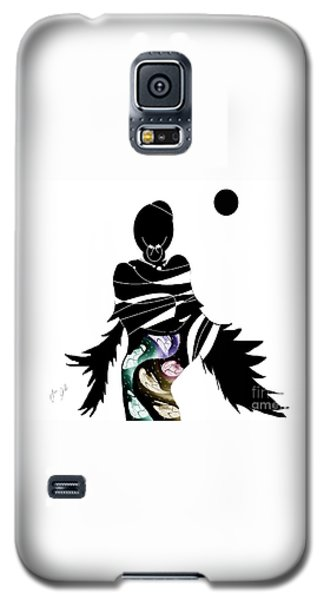 Broken Wings Galaxy S5 Case