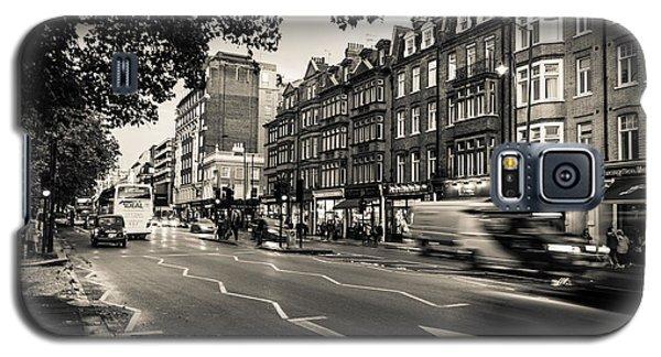 Brompton Road Knightsbridge Galaxy S5 Case