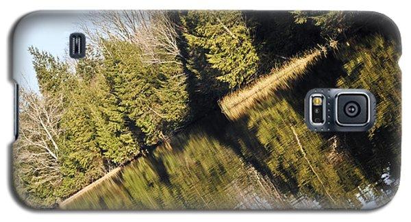 Bronson's Pond Galaxy S5 Case
