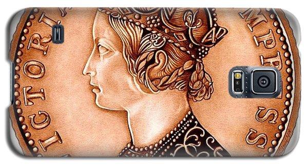 Bronze Empress Victoria Galaxy S5 Case