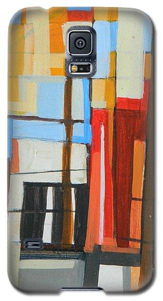 Brooklyn Abstract Galaxy S5 Case