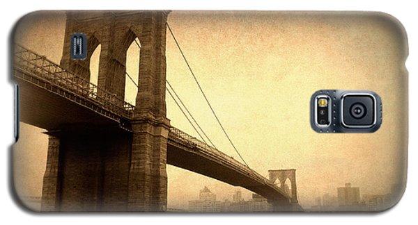 Brooklyn Bridge Nostalgia II Galaxy S5 Case