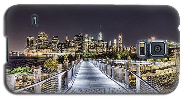 Brooklyn Bridge Park Galaxy S5 Case