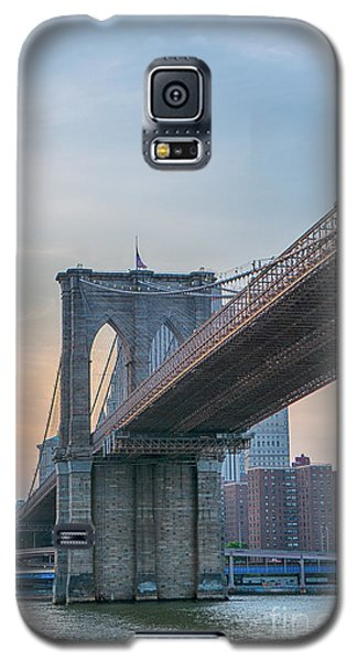 Brooklyn Bridge Sunset Galaxy S5 Case