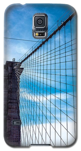 Brooklyn Bridge Suspense Galaxy S5 Case