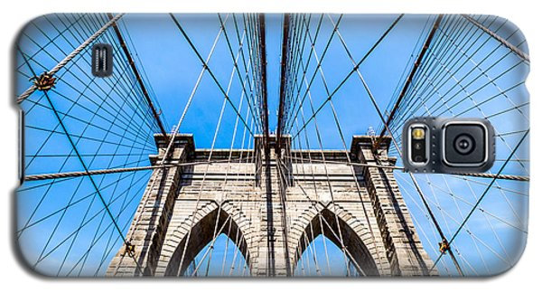 Brooklyn Bridge Suspension Galaxy S5 Case