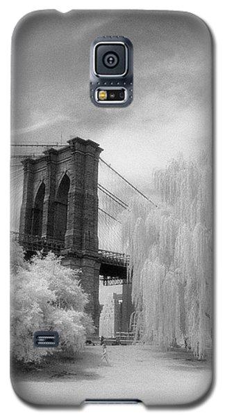 Brooklyn Bridge Willows Galaxy S5 Case