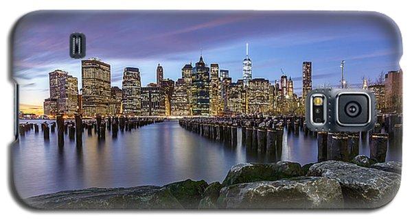 Brooklyn Park  Galaxy S5 Case by Anthony Fields
