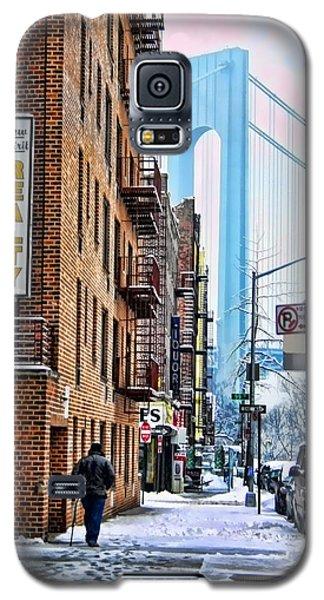 Brooklyn Walk Galaxy S5 Case by Terry Cork