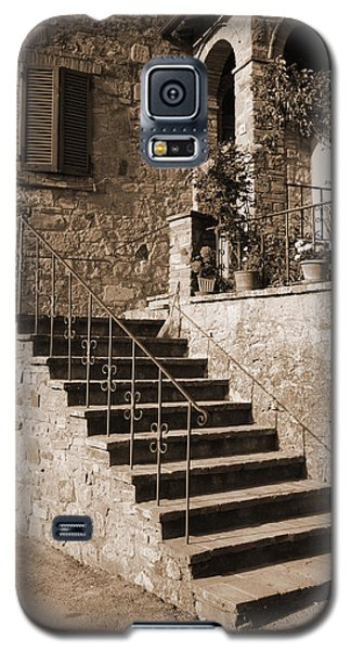 Broom On The Stairs Galaxy S5 Case