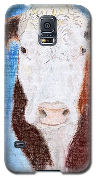 Brown-eyed Girl Galaxy S5 Case