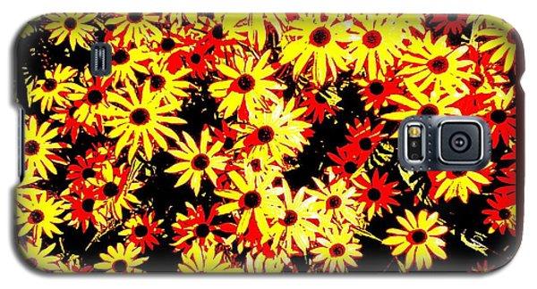 Brown Eyed Susans I Galaxy S5 Case