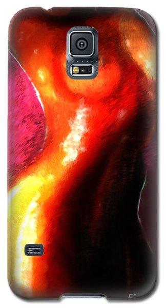 Brown Sugar Galaxy S5 Case by Vannetta Ferguson