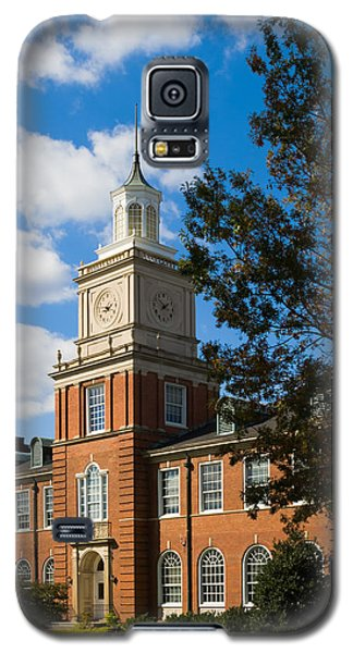 Browning Building At  A P S U Galaxy S5 Case by Ed Gleichman
