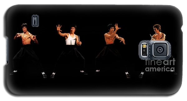 Bruce Lee - Times Four Galaxy S5 Case