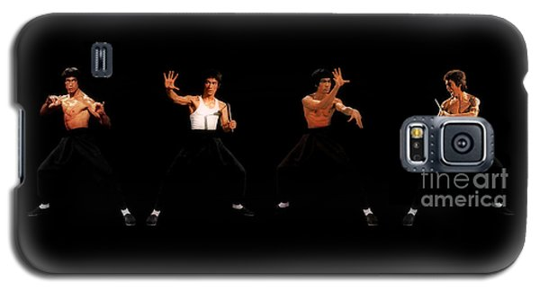 Bruce Lee Galaxy S5 Case by Doc Braham