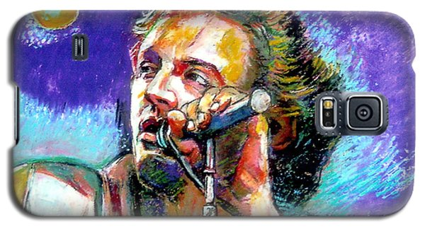 Bruce Springsteen Galaxy S5 Case by Stan Esson