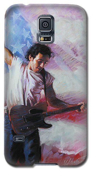 Bruce Springsteen The Boss Galaxy S5 Case