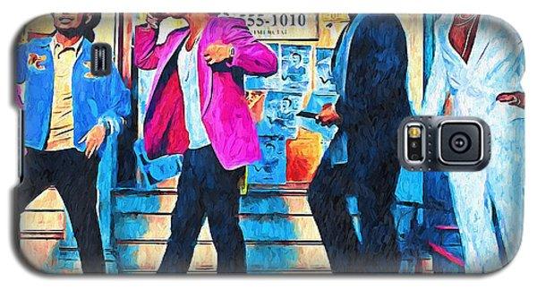 Bruno Mars - Uptown Funk 8 Galaxy S5 Case