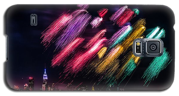 Galaxy S5 Case featuring the photograph Brushes by Mihai Andritoiu