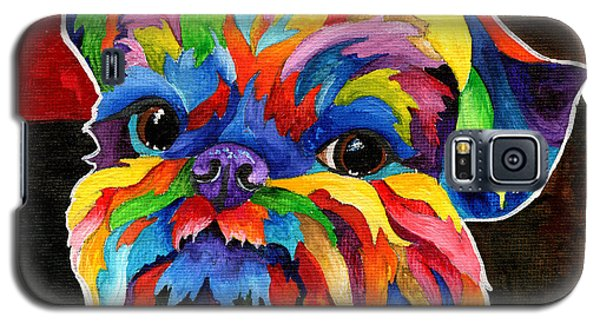 Brussels Griffon Galaxy S5 Case