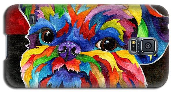 Brussels Griffon Galaxy S5 Case