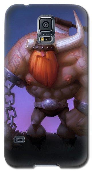 Fantasy Galaxy S5 Case - Brutal by Adam Ford