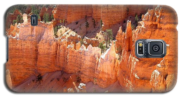Bryce Canyon 138 Galaxy S5 Case by Maria Huntley