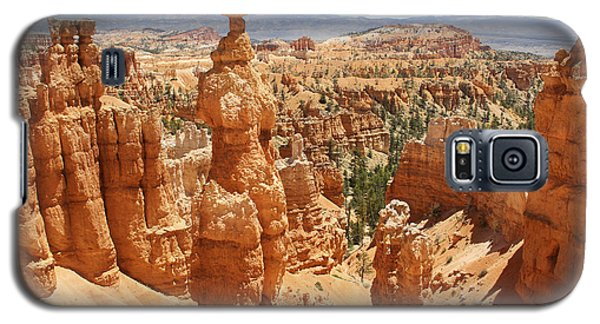 Bryce Canyon 3 Galaxy S5 Case by Mike McGlothlen
