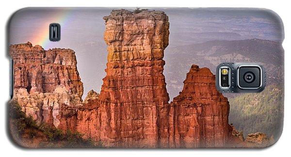 Bryce Canyon In Rain Galaxy S5 Case