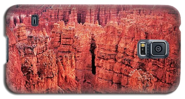 Bryce Canyon Red Galaxy S5 Case