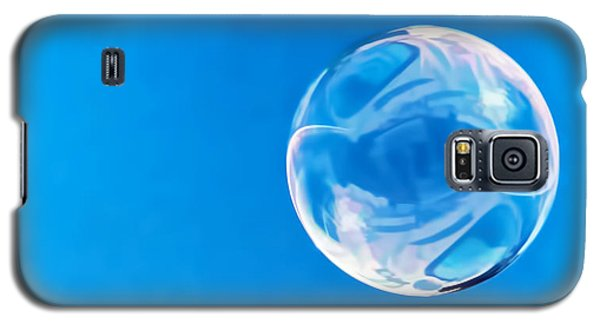Bubble Galaxy S5 Case by Don Durfee